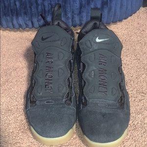 Black air money Nike's basketball  shoes